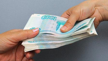 У нас пальмовая ветвь лидерства в Кредитовании