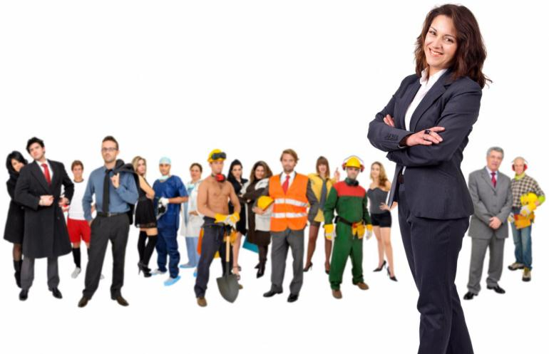 Рекрутер поиск и подбор линейного персонала
